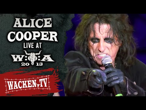 Alice Cooper  Poison Taken from Raise the Dead