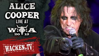 Repeat youtube video Alice Cooper - Raise the Dead - Poison