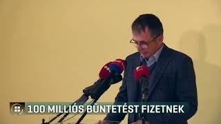 100 milliós büntetést fizetnek szegregáció miatt 20-01-04