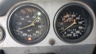Пропала зарядка ВАЗ Классика (быстрый ремонт)