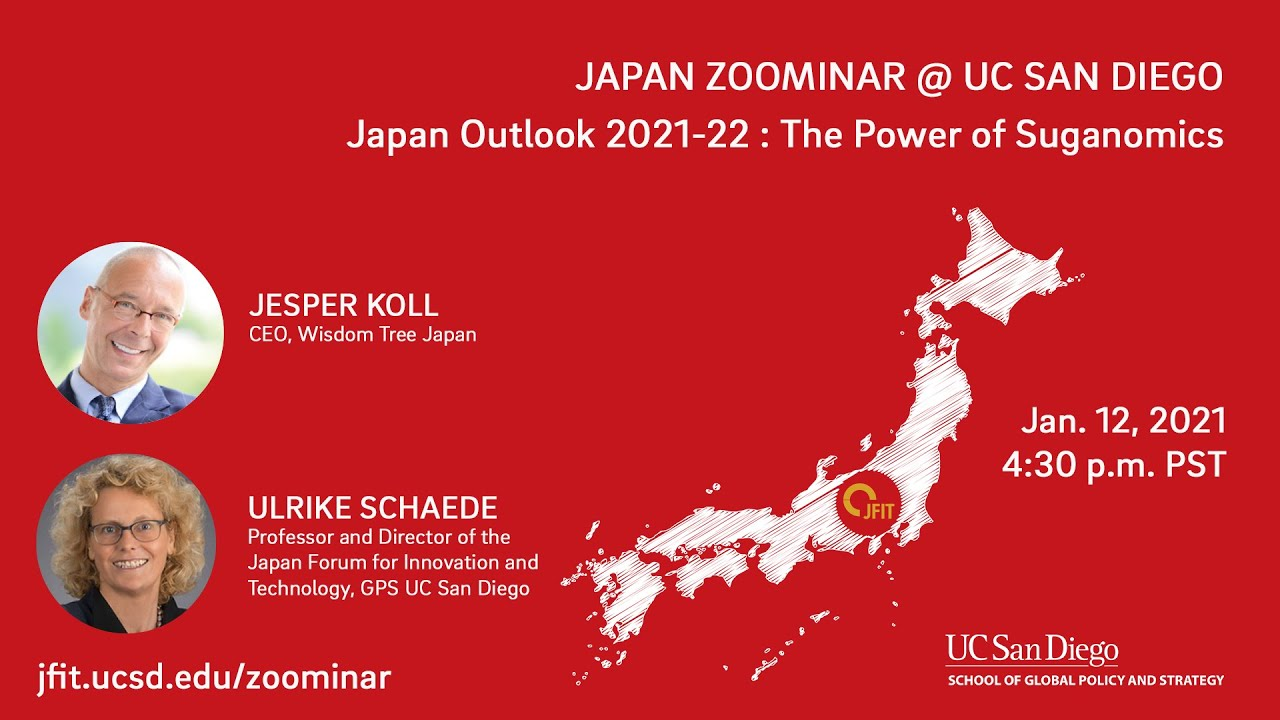 Japan Outlook 2021-2022