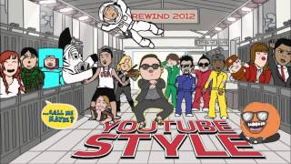 Rewind YouTube Style 2012 Audio HD