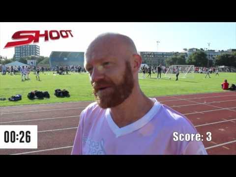 Shoot's 60-Second Quiz: Jake Wood