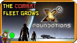 X4: FOUNDATIONS   Building a Combat Squadron   3   TRADE FIGHT BUILD THINK