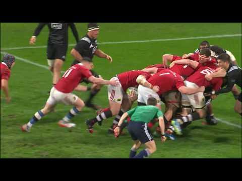 Highlights | Munster V Maori All Blacks
