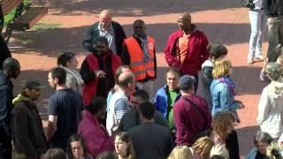Maurepas : les agents communaux en grève