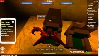 techkHD's ROBLOX video