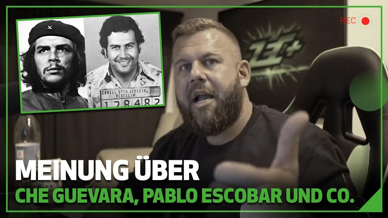 Mein Vorbild Che Guevara & Meinung über Pablo Escobar | Stream Highlight | Matthias Clemens