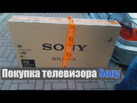 Покупка телевизора Sony Bravia  Сони или Самсунг   Сони или ЭЛДЖИ 
