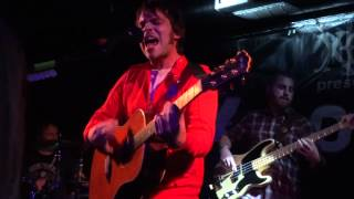 Gaz Coombes - Sub Divider - Live at the Barfly - 24th April 2012
