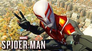 O HOMEM ARANHA 2099!!! (TRAJE ÉPICO) - SPIDER MAN PS4