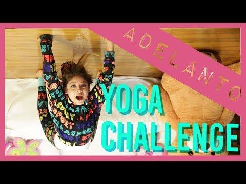 Karol Sevilla I Adelanto Yoga Challenge I #YogaChallenge