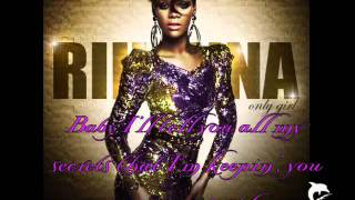 Rihanna -Only girl(in the world) /+lyrics