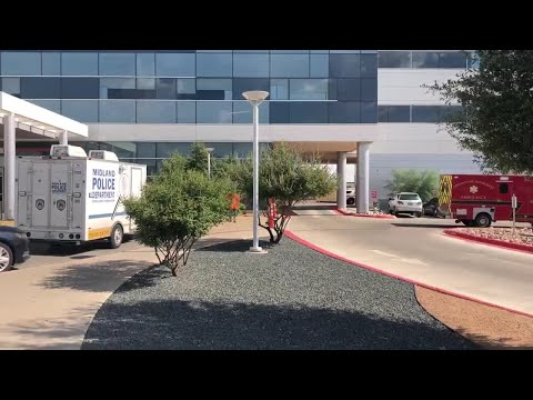 RAW VIDEO: Scene after victims reported from active shooter in Odessa, Texas