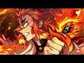 Kyojuro Rengoku Movie Theme HQ Recreation Demon Slayer: Mugen Train | 鬼滅の刃