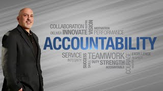 How To Be Accountable - Dose of Leadership