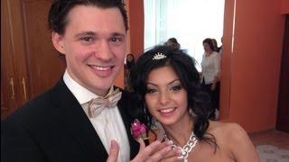 Свадьба Алексея Кабанова - в ЗАГСе