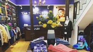 Gloria Camila reabre su tienda en Sevilla