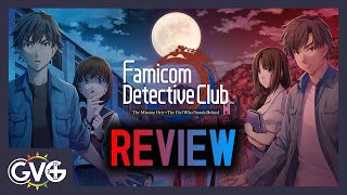 Famicom Detective Club: The Missing Heir + The Girl Who Stands Behind | GVG Review (Nintendo Switch)