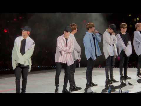 BTS - Outro: Wings + speech + TWO! THREE! (Live in Newark THE WINGS TOUR 170323)