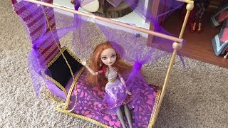 A Custom Bed For My Ever After High Holly O'hair Doll