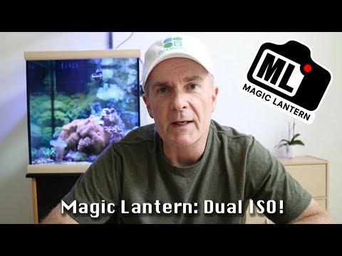 Magic Lantern: Dual ISO!