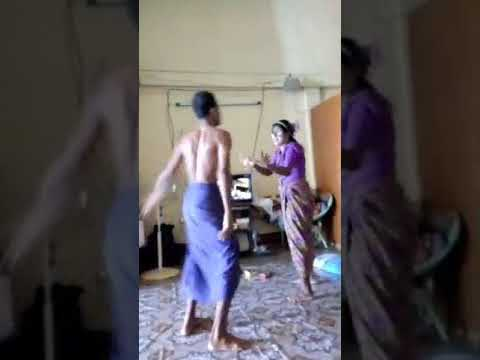 A Rohingya woman are tortured by Trafficker in Rangoon for money.