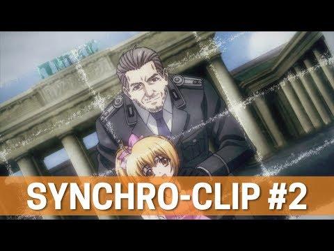 Schwarzes Marken | Synchro-Clip #2