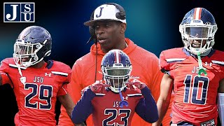 Deion Sanders Coach Debut | Jackson State Vs Edward Waters Highlights 🔥 ᴴᴰ