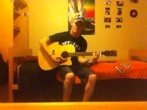 """Hurt"" Johnny Cash cover Aj Baker"