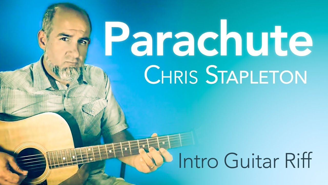 how to play parachute on guitar