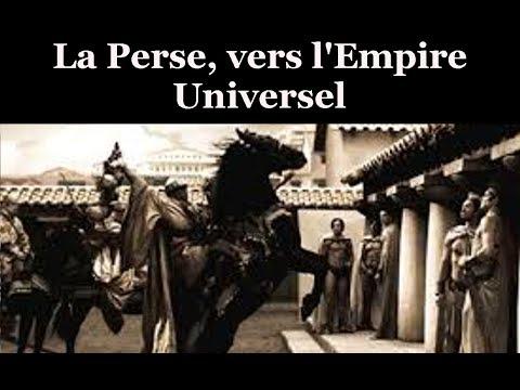 Documentaire : La Perse, Vers L'Empire Universel