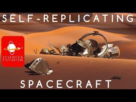 Self Replicating Machines