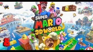 A POR BOWSER - MARIO 3D WORLD #8