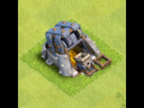 Clash of Clans Ep.2 Gold Mines lvl 10