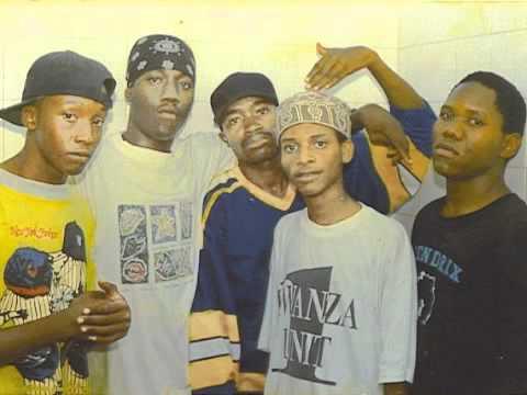 KWANZA UNIT - Da Funk Maniac