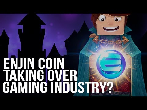 Will Enjin Coin Take Over The Gaming Industry? Undervalued Cryptocurrency? Possible Moonshot Ahead?