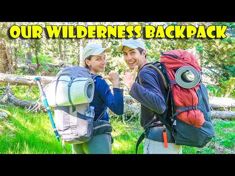 What's In Our Backpack 2020 Edition | Lots Of New Camping And Hiking Gear