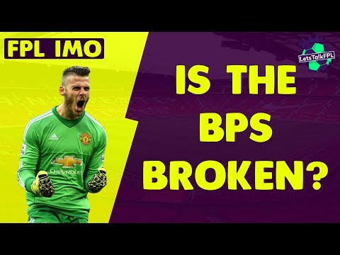 IS THE BONUS POINTS SYSTEM BROKEN? | Fantasy Premier League 2017/18 | In my Opinion