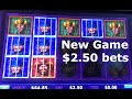 New Game 🎰 Aussie Slots $2.50 Bets