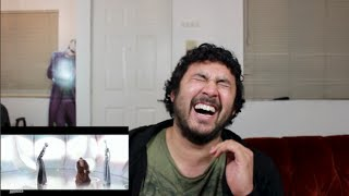 HONEST TRAILERS - STAR WARS ATTACK OF THE CLONES REACTION!!!