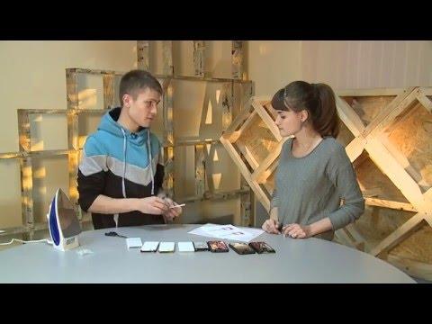 Термосублимационная печать на чехлах для телефонов