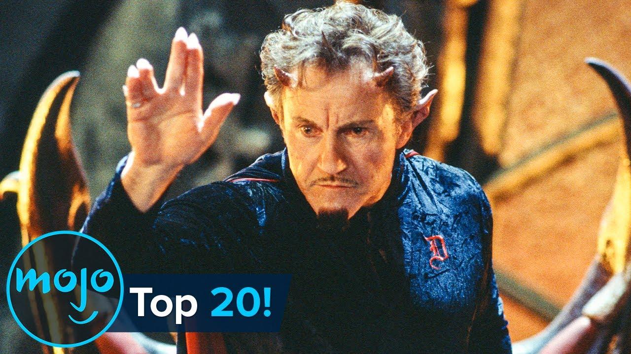 Top 20 Greatest Movie Devils