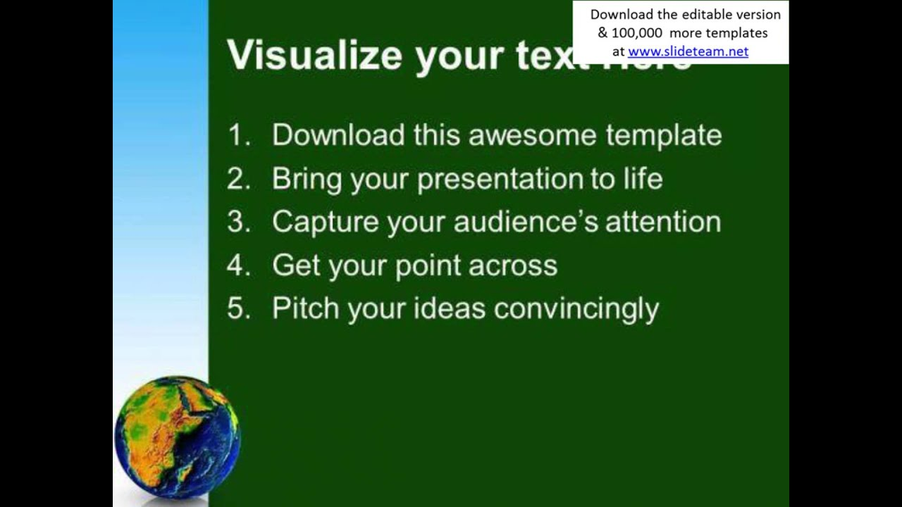 geography earth globe powerpoint templates and powerpoint themes