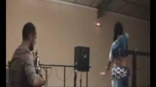 Danse du sabre au Buzuq