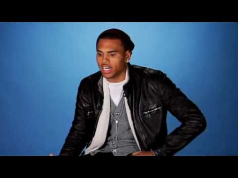 Chris Brown MTV Interview - His 5