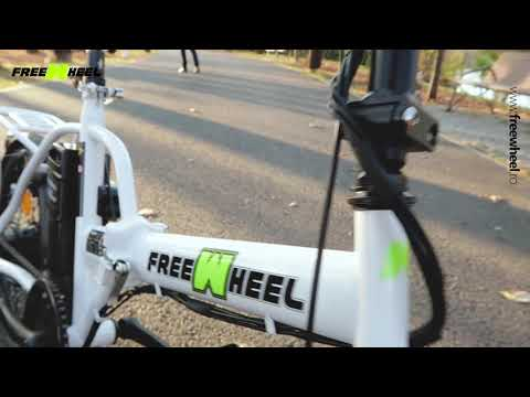 Bicicleta Electrica FreeWheel ...