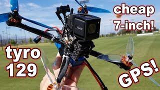Cheap Long Range FPV // Eachine Tyro129 Flights & Conclusions