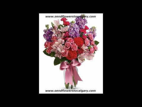 Send flowers from Maldives to Calgary Alberta Canada
