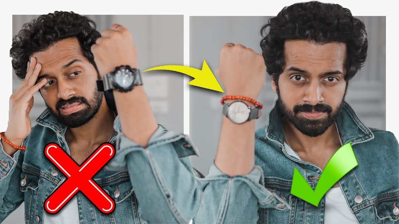 7 WATCH Rules All Telugu Guys Must FOLLOW    STOP Wearing Your Watches WRONG    Aye Jude